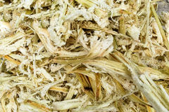 Sockerrörbagasse kan återanvändas som papper, bränsle, förnybar ener Royaltyfria Bilder
