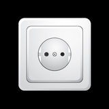 Socket. Royalty Free Stock Photos