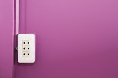 Socket Royalty Free Stock Photography