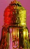 Socket colorido del bulbo Fotografía de archivo libre de regalías