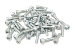 Socket head screws Stock Photos