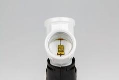 Socket ligero Fotografía de archivo