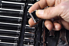 Socket Set Royalty Free Stock Image