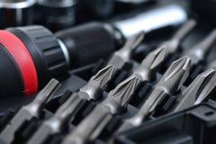 Socket toolbox Stock Photography