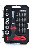 Socket toolbox Stock Images