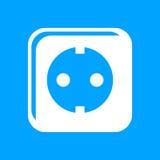 Socket vector icon Stock Photo