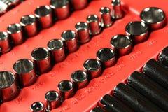 Sockets Stock Photo