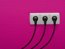Sockets Royalty Free Stock Images
