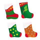 socking рождества Стоковые Фотографии RF