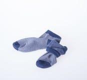 sockor sockor på bakgrund sockor på en bakgrund Arkivfoton
