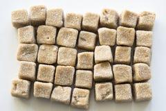 Sockrade bruna holländska den kallade lakritsgodisen 'griotten ', arkivfoton