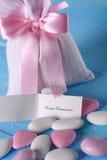 Sockrade mandlar för dop Royaltyfria Bilder