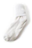 socks белизна Стоковые Изображения
