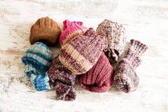 socks шерстяное Стоковые Фото