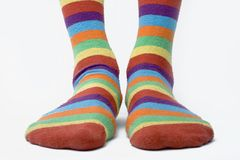 Socks 1 Royalty Free Stock Photography