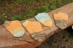 Socks Fotos de archivo libres de regalías
