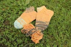 Socks Fotografía de archivo