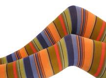 Socks. Colorful socks isolated Stock Photo