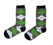 socks Fotografia de Stock Royalty Free