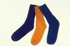 Socks Royalty Free Stock Photos