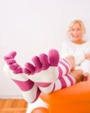 Socks Royalty Free Stock Image