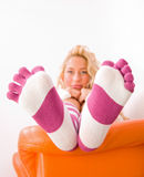 Socks Royalty Free Stock Photography