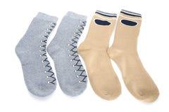 Socks closeup Royalty Free Stock Photography