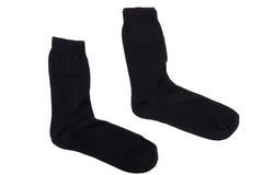 Socks macro Royalty Free Stock Photos