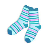 Socks Royalty Free Stock Photos