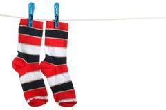 The socks Royalty Free Stock Photos