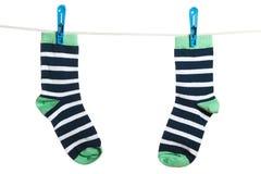 The socks Royalty Free Stock Photo
