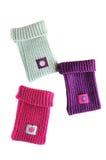 Socks  for phone Stock Image