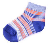 Socks  on white Royalty Free Stock Image