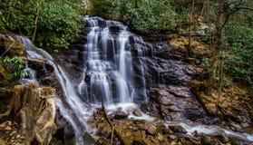Soco cai em North Carolina Imagem de Stock
