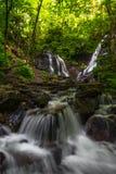 Soco faller nära Cherokee, North Carolina 2 arkivfoto