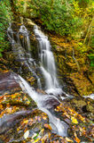 Soco falls, North Carolina Stock Image