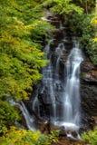 Soco Falls  Royalty Free Stock Image