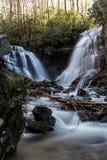 Soco Falls stock images