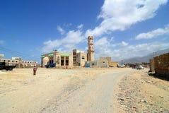 Socotra, Hadibo Lizenzfreie Stockbilder