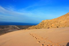 Socotra island Stock Photo
