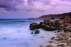 Socotrainsel Stockfoto