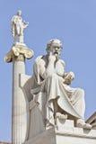 Socrates φιλοσόφων αρχαίου Έλληνα Στοκ φωτογραφία με δικαίωμα ελεύθερης χρήσης