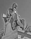 Socrates, the ancient Greek philosopher Stock Photography