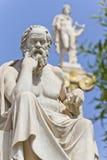 Socrates do filósofo do grego clássico Foto de Stock