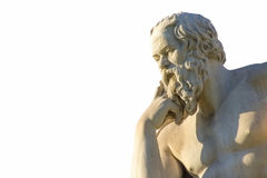 Socrates Royalty Free Stock Photography