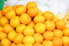 Soczysta mandarynki pomarańcze Obrazy Stock