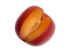 soczysta nektaryna Fotografia Stock
