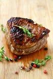 soczysta wołowiny polędwica Zdjęcie Royalty Free