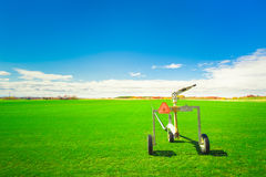 Sod Farm Royalty Free Stock Images