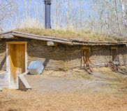 Sod House Stock Image